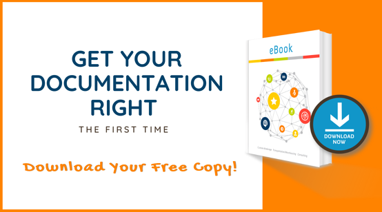 Get your documentation right